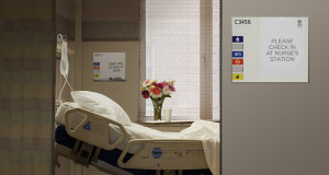 sign systems in hospital